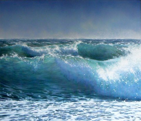 Eleonore Bernair - seascape 18-2009