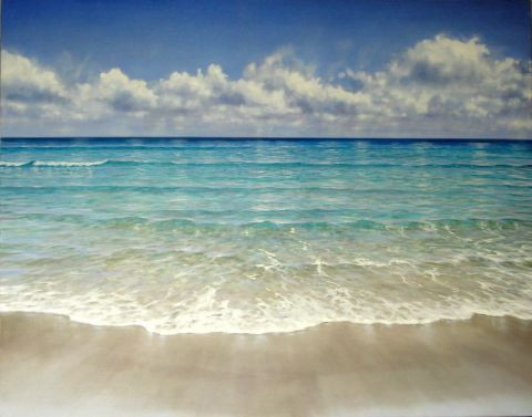 Eleonore Bernair - seascape 21-2009