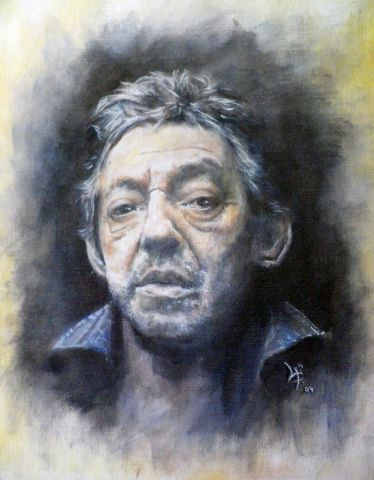 Lorelei - portrait Gainsbourg