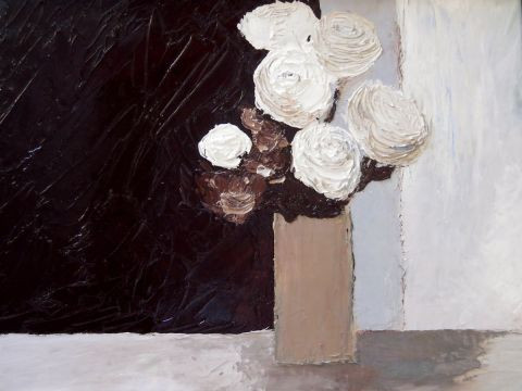 Eveline B - ROSES BLANCHES